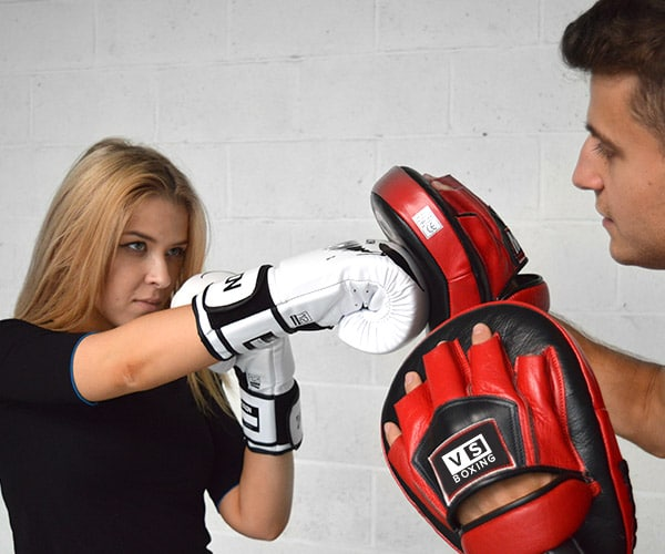 cours de boxe femme