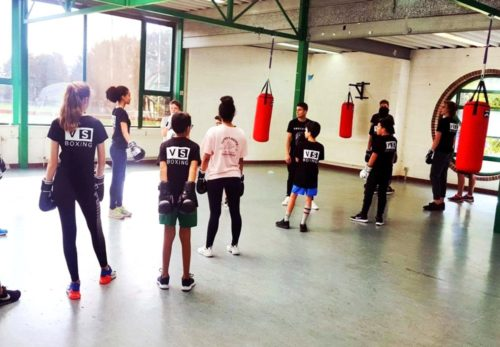 club de boxe waterloo
